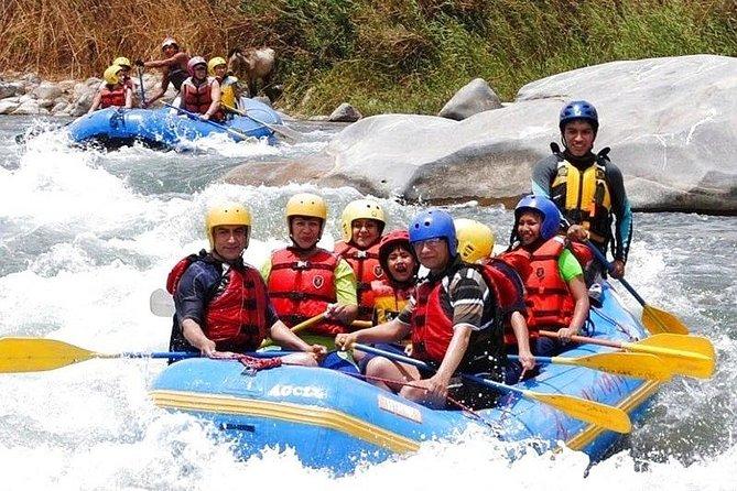 River Rafting in Cusco