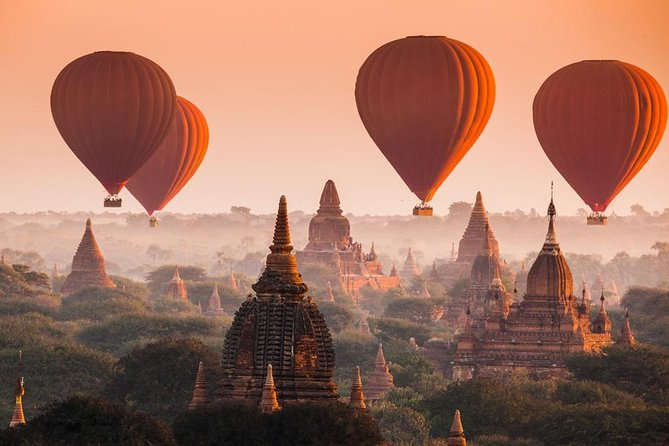 Private Balloons Over Bagan Full Day