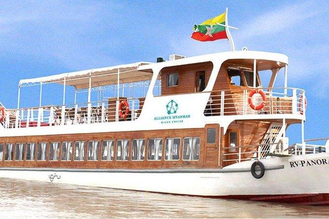 Sightseeing Cruise Between Mandalay and Bagan