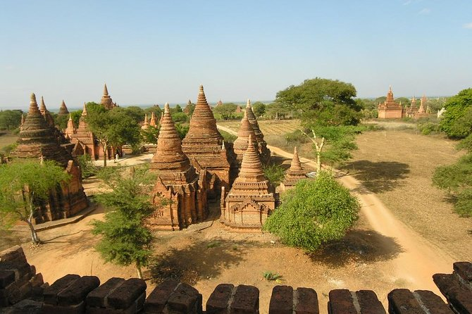 Private 5-Day Bagan and Inle Lake Tour from Yangon