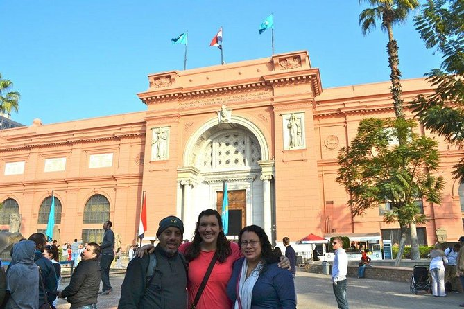 Cairo city full day tour photo 1