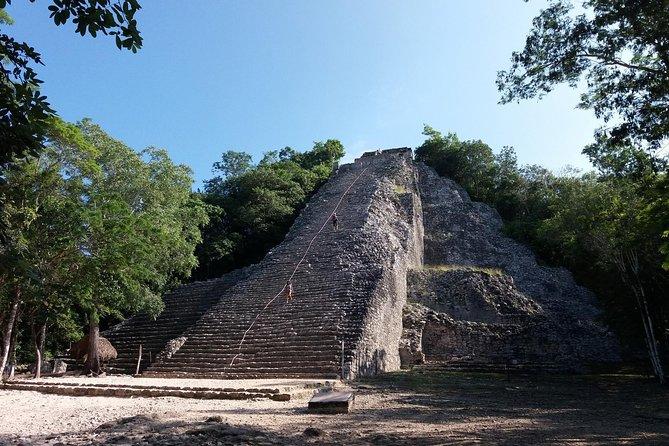 Private Coba Mayan Adventure