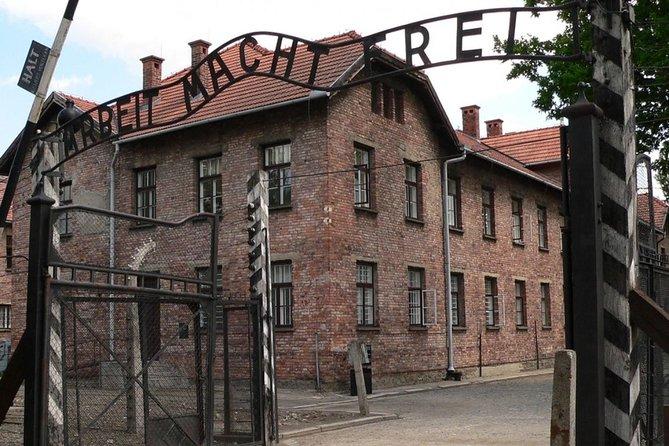 One day tour to Auschwitz-Birkenau & Salt Mine from Wroclaw with private driver