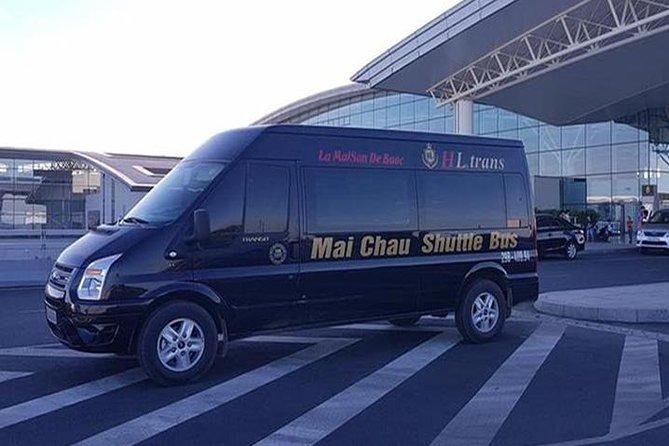 Shuttle Bus from Mai Chau to Hanoi