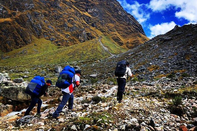 Salkantay Trek To Machu Picchu 5 Days And 4 Nights