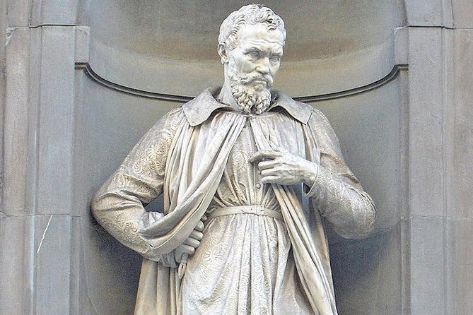 Skip-the-Line Uffizi Museum & Gallery Tour with Leonardo & Michelangelo Works