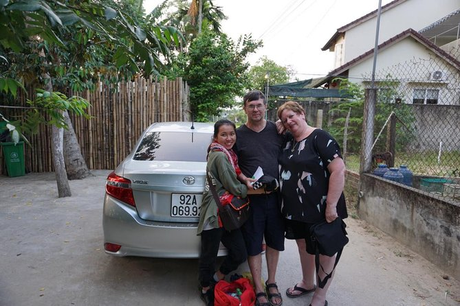 PRIVATE TRANSFER from Hoi An to My Son Hollyland with ENGLISH SPEAKING DRIVER photo 1