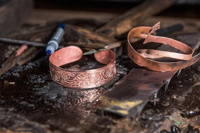 Copper Bracelet: From Metal to Masterpiece
