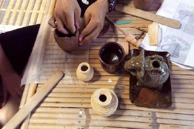 Pottery workshop: Handmade with Angkor Designs