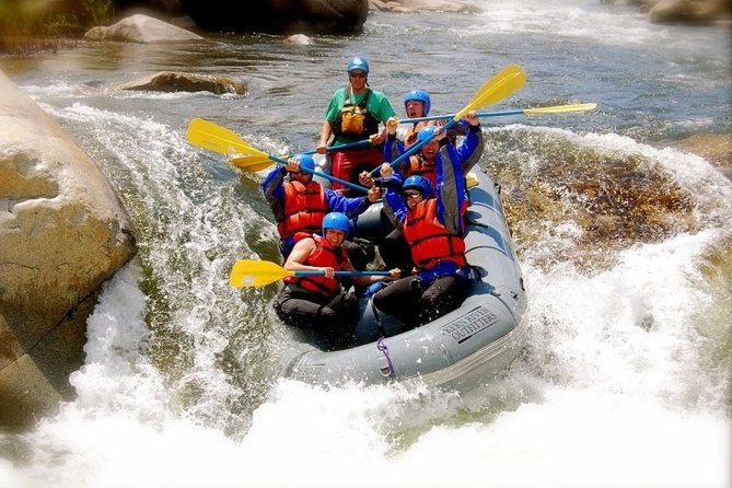 White Water Rafting Day Trip in Kitulgala From Ahungalla & Kosgoda- All Inclusive
