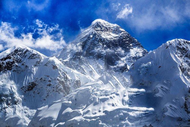 En time i Mount Everest