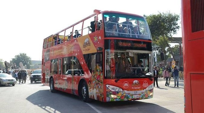 Big Bus Lahore Hop-on Hop-off Tour Sightseeing Tour photo 1