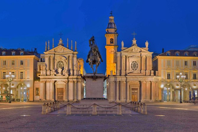 Turin by Night Food Tour with Eating Drinking Sightseeing and Vermouth Tasting