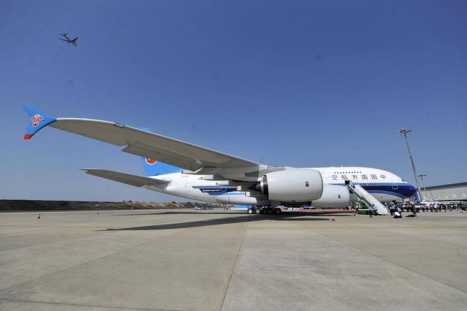 Private Transfer: Guangzhou Baiyun Airport to Guangzhou hotel