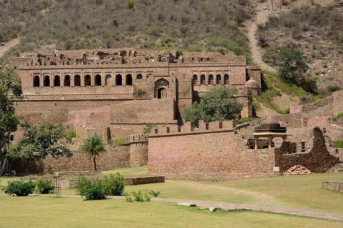 Same Day - Abhaneri | Monkey Temple | Bhangarh Fort from Jaipur