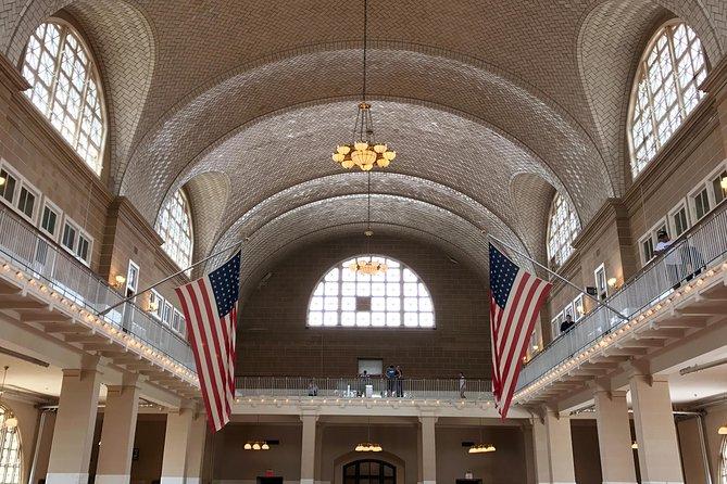 Skip the Line Ellis Island & American Immigration Tour Ticket