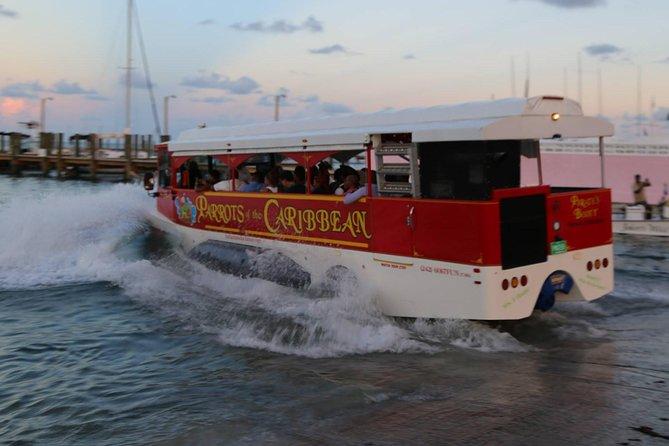 Nassau Land & Sea - Trolley Boat Amphibious Tour