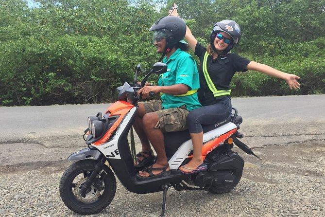 Scooter Rentals in Manuel Antonio & Quepos