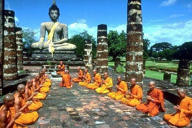 Cambodia and Loas Spiritual Experience