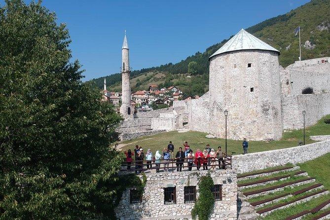 Travnik overdagstur fra Sarajevo