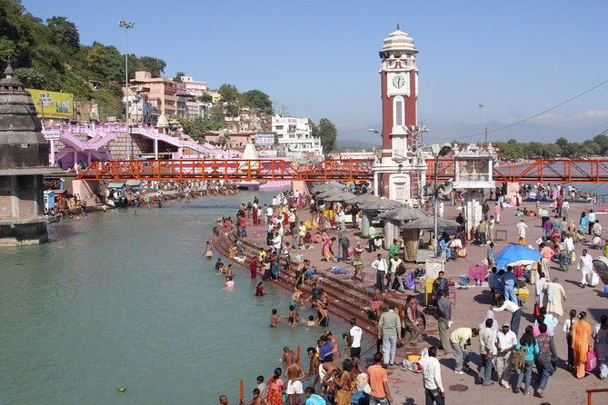 2 Day Haridwar and Rishikesh Trip from Delhi