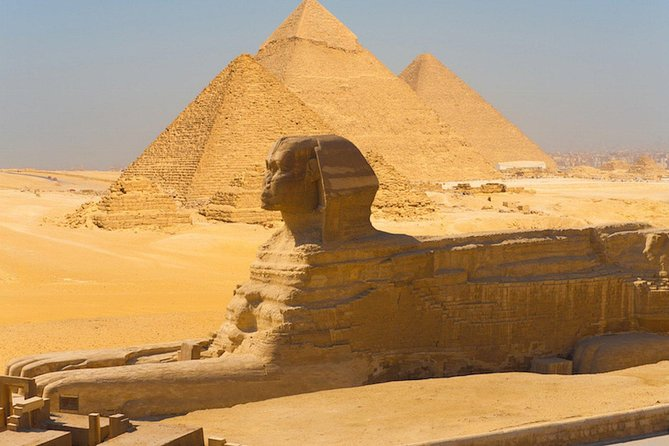 Giza Pyramids & Sphinx and Egyptian museum Full day Private Tour photo 10