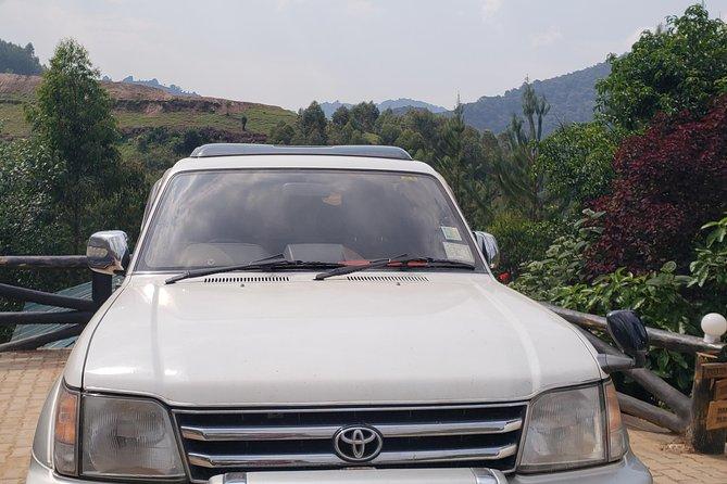 Transport from Kigali to Bwindi National Park
