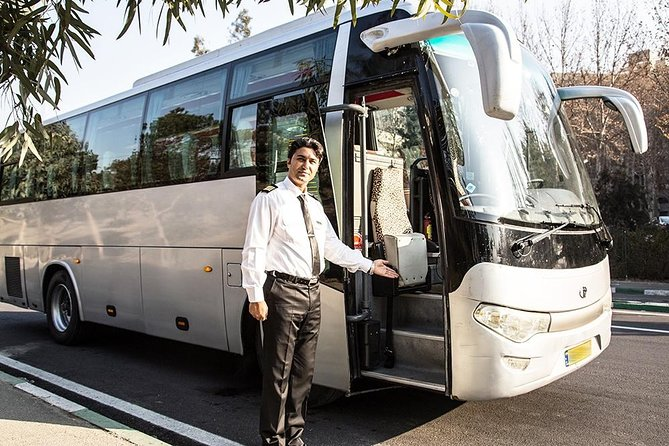 Daily Buses from Yerevan to Tehran