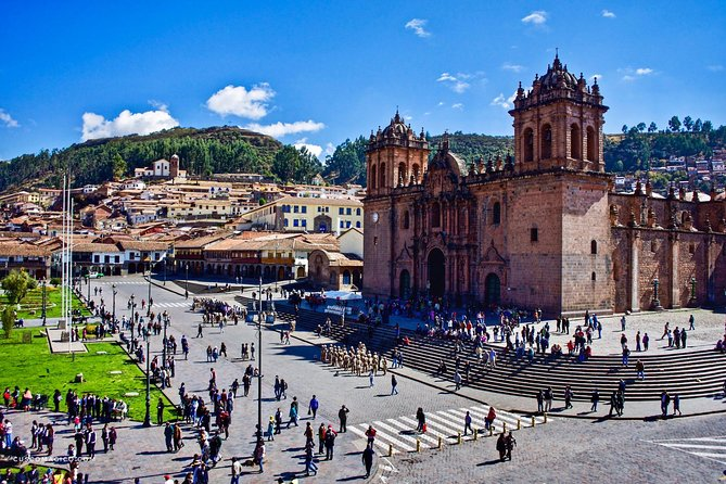 Afternoon: half day Cusco city tour