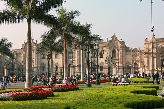 Morning: Lima City tour with entrances