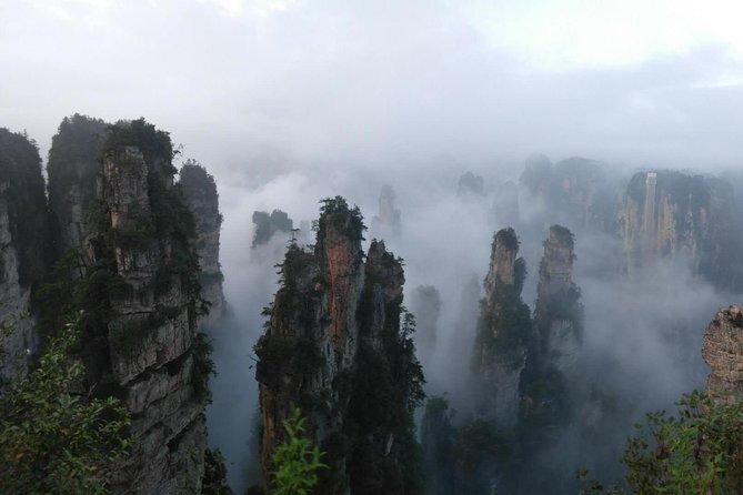 3 Days Private Tour to Zhangjiajie National Park&Glass Bridge&Tianmen Mountain