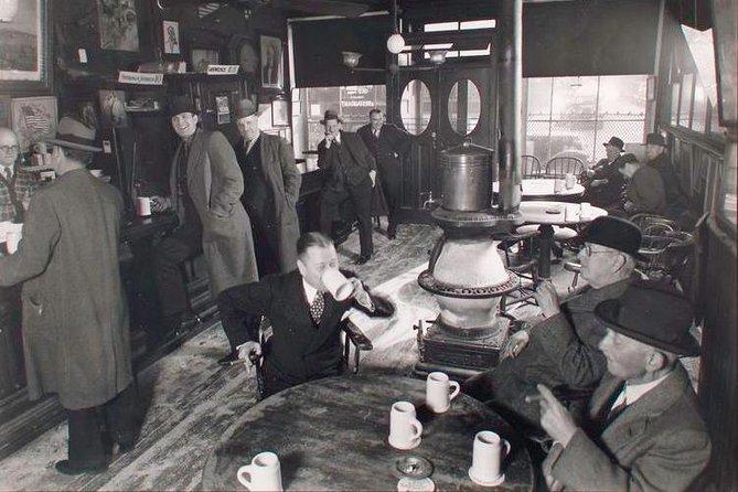 East Village Gangster Ghost Pub Crawl
