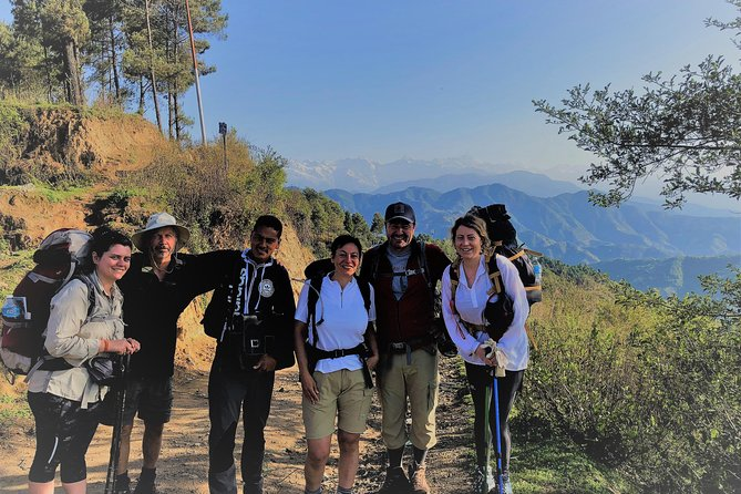 4 Days Hiking tour around Kathmandu valley