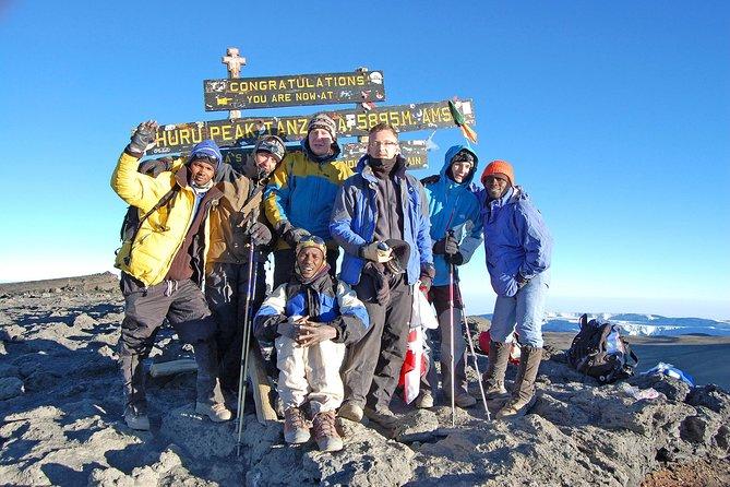 7 Days Kilimanjaro climb on Budget