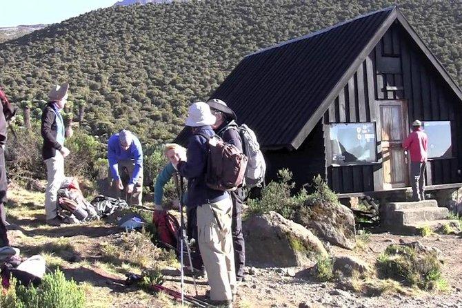 5 Days Kilimanjaro Climb Via Marangu Route