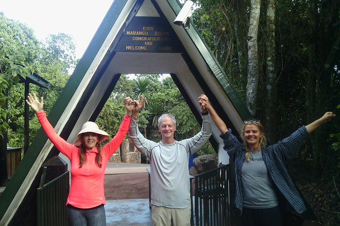 6 Days Kilimanjaro Treks Via Marangu, The Coca Cola Route
