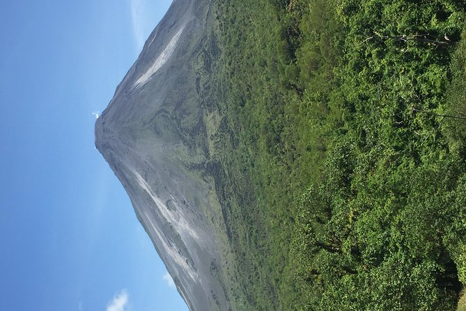 Prívate Volcano Rainforest Hiking & Baldi Hot Spring
