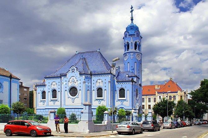 Panoramic Tour in Bratislava by Presporacik Sightseeing Vehicle