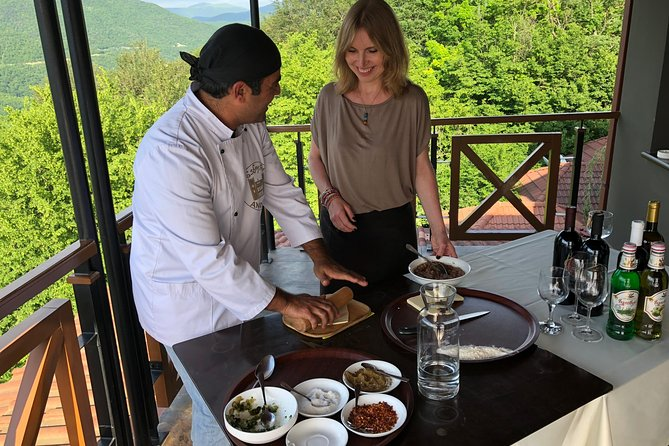 Step In Gourmet Adventure of Georgian Cuisine