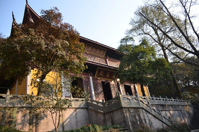 Flexible Hangzhou Private Day Tour with Lunch