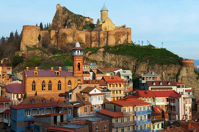 Tbilisi city tour, classic