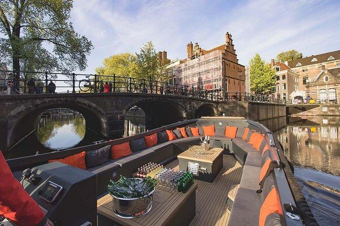 Private Pizza Canal Cruise Amsterdam