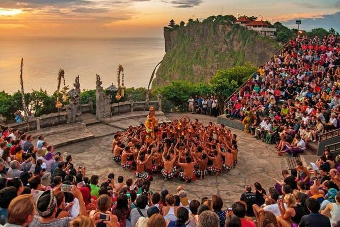 Half Day Watersport Combine With Uluwatu Incredible Sunset And Kecak Fire Dance