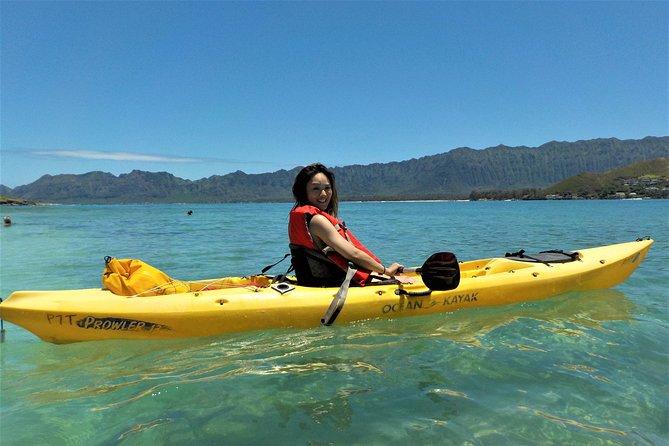 Single Person Kayak Rental- Half Day