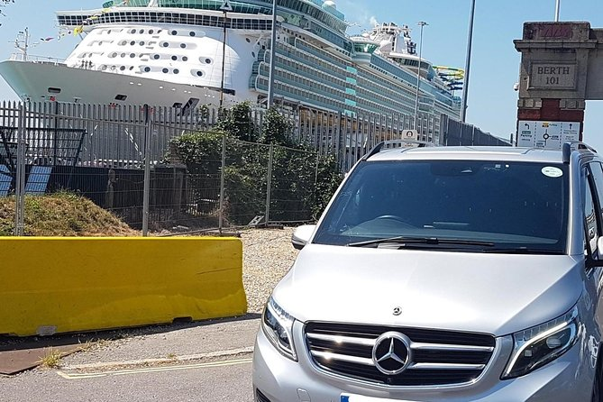 Private Arrival Transfer: Southampton Cruise Terminal to Heathrow or London