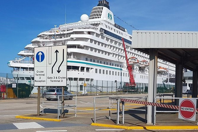 Dover Shore Excursion: Post-Cruise Tour to London via Dover & Leeds Castle