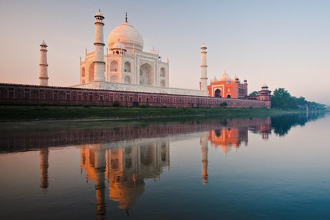 4 Days Golden Triangle Tour (Delhi-Agra-Jaipur) Private Car and Accommodation