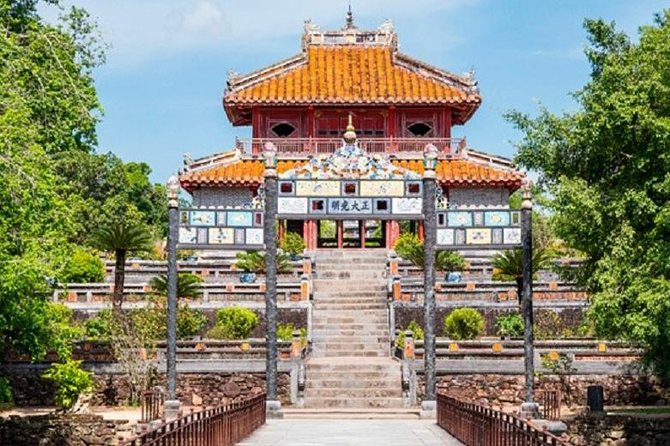 Hue City Tour and River Cruise