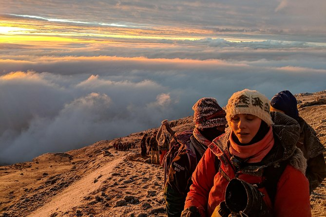 Kilimanjaro for a cause