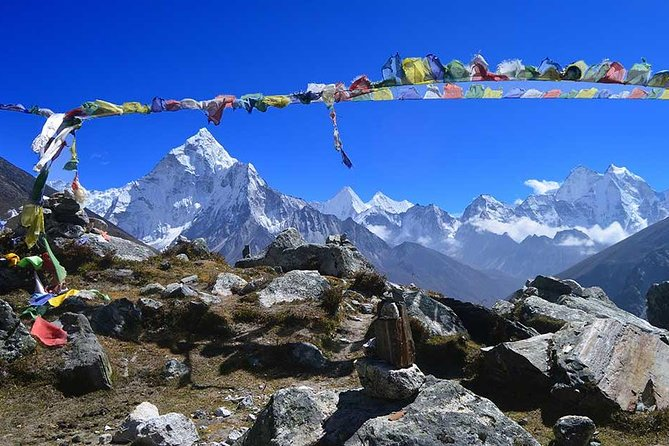 Island Peak Climbing via Everest 3 High Passes Trek photo 3
